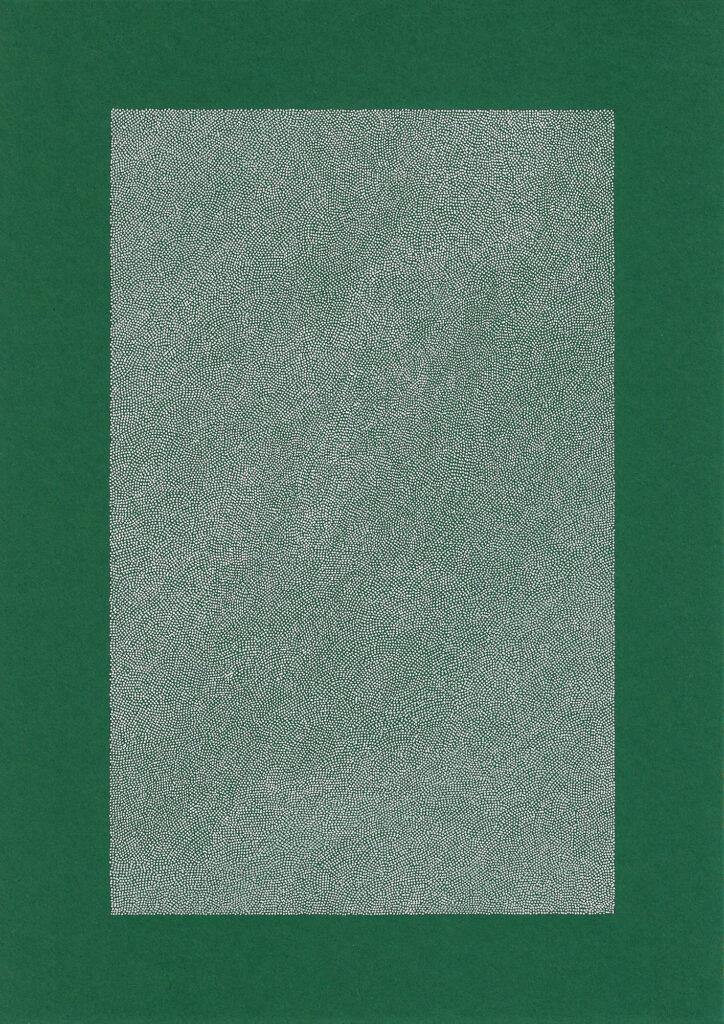 Uden titel, tusch på papir, 29,7x21cm, 2019
